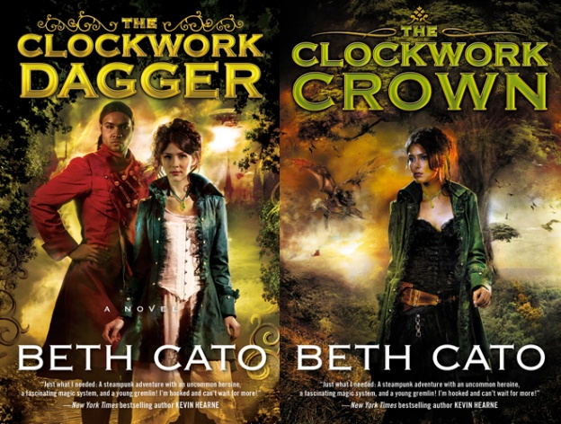 ClockworkDagger_duology_together beth cato