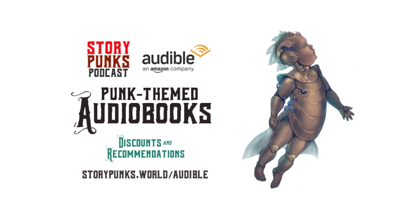 Storypunks Social Audible D