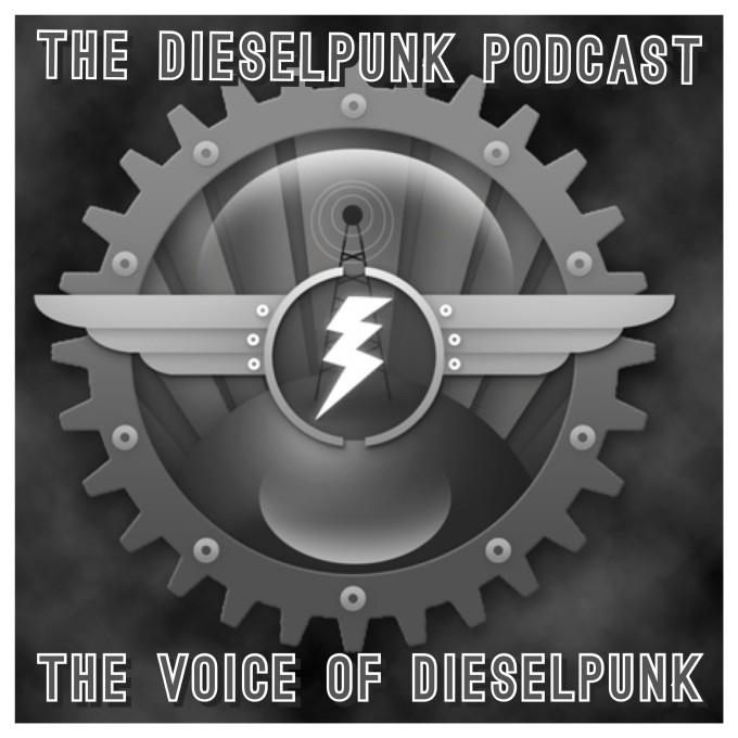 Dieselpunk Podcast Logo