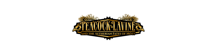 Peacock Lavine Logo Series Banner