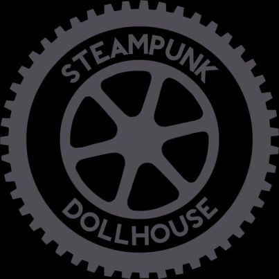 steampunk dollhouse podcast logo