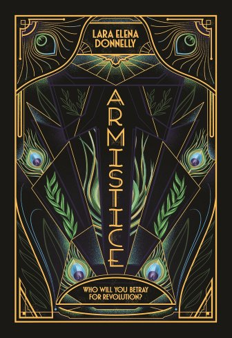 Armistice Amberlough book 2