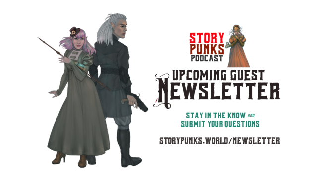 Storypunks Social Newsletter