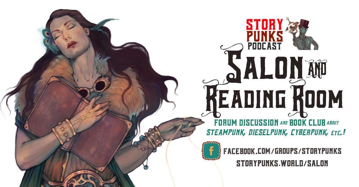 35 Part 1 Ecopunk Biopunk And Cyberpunk Salon With